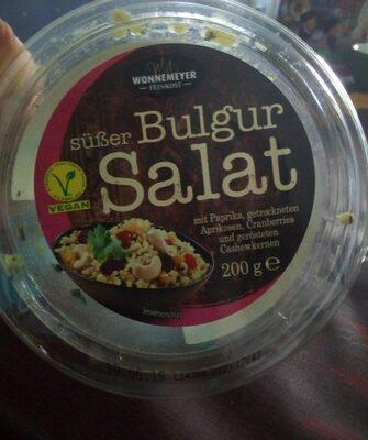 Salade de bulgure sucré - Produit