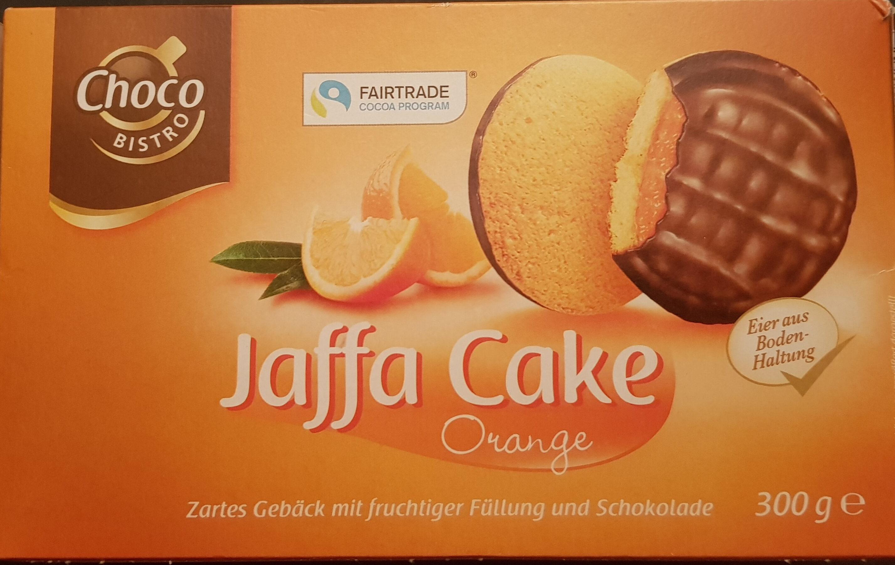 Jaffa Cake - Produit