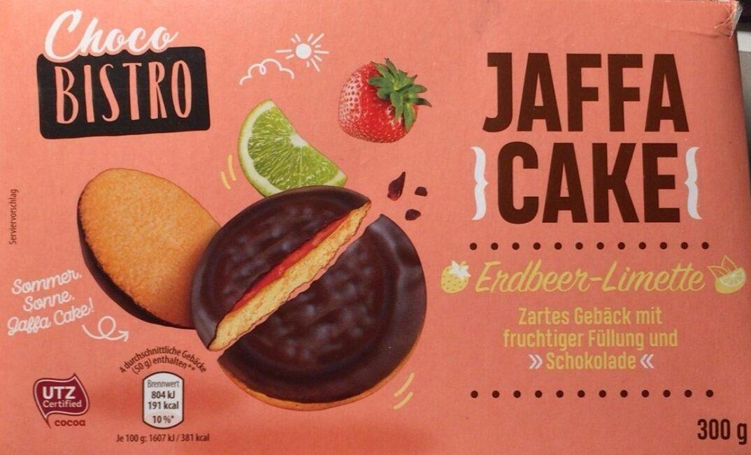 Jaffa cake - Produit - de