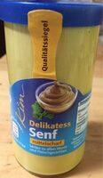 Delikatess Senf mittelscharf - Produit - fr