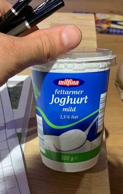 Fettarmer Joghurt - Product