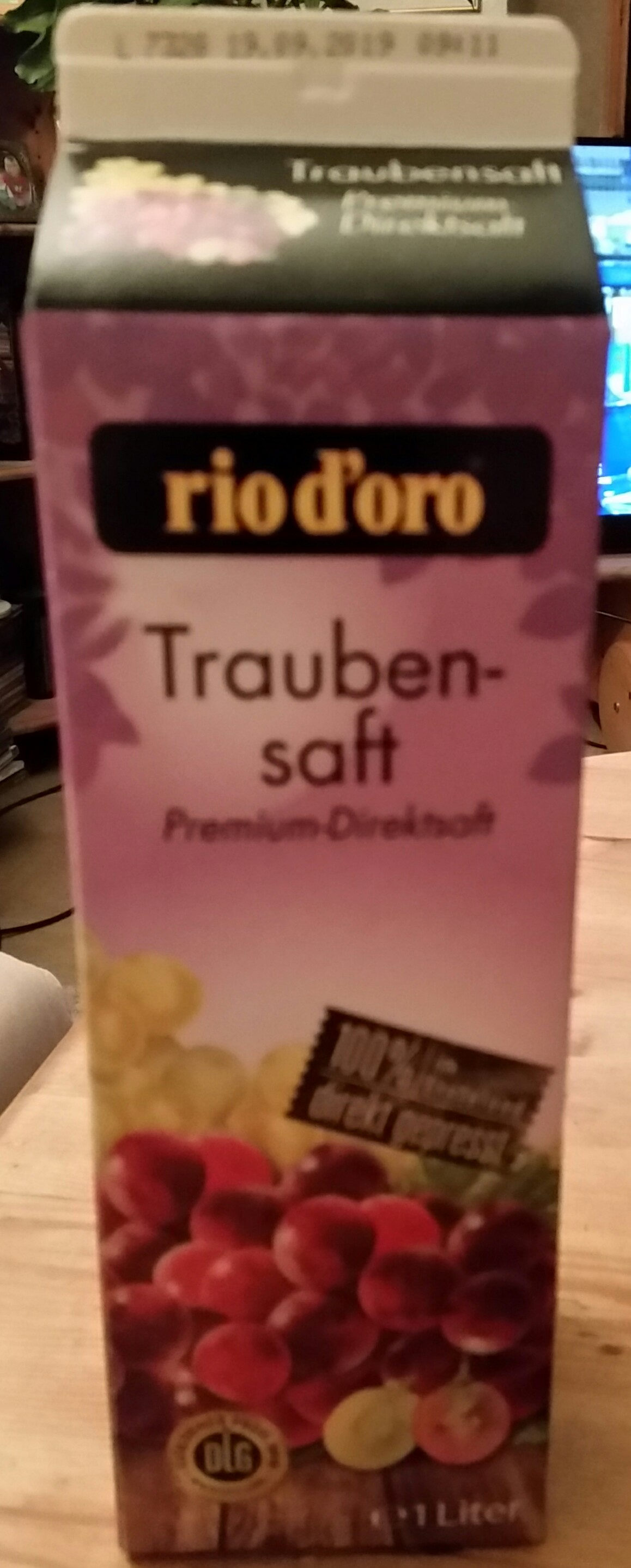 Traubensaft - Product - de