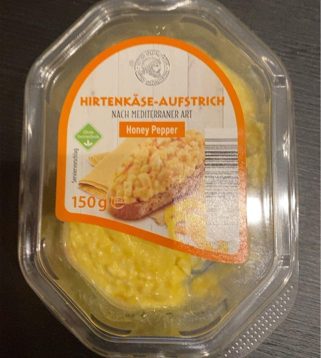 Hirtenkäse Aufstrich - Produkt - de