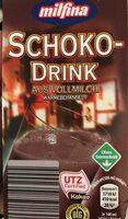 Schoko-Drink - Produit - de