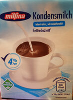 Kondensmilch - Product