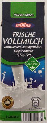 Frische Vollmilch - Product - en