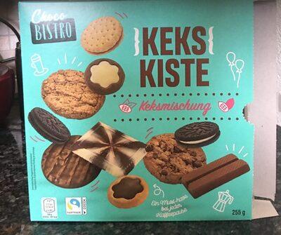 Keks kiste - Produit - fr