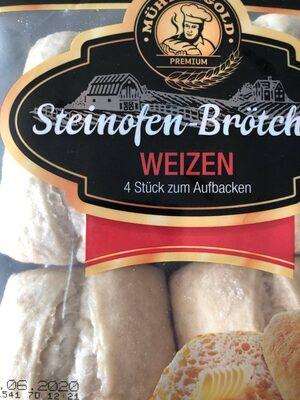 Steinofen Brötchen - Product - en