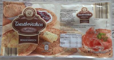 Toastbrötchen - Product - de