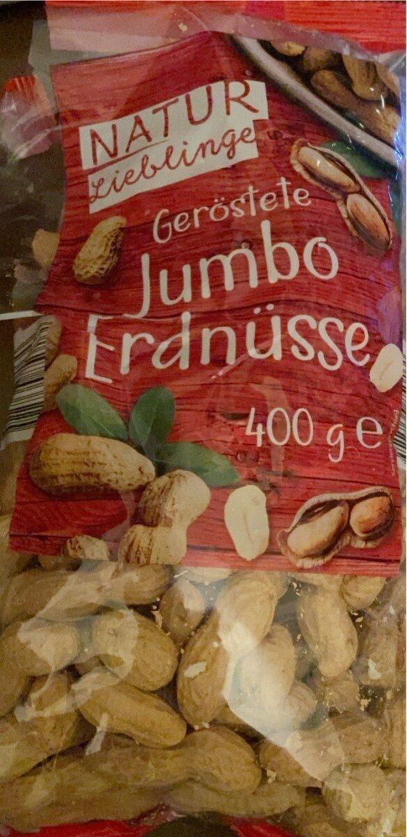Geröstete Jumbo Erdnüsse - Product - fr