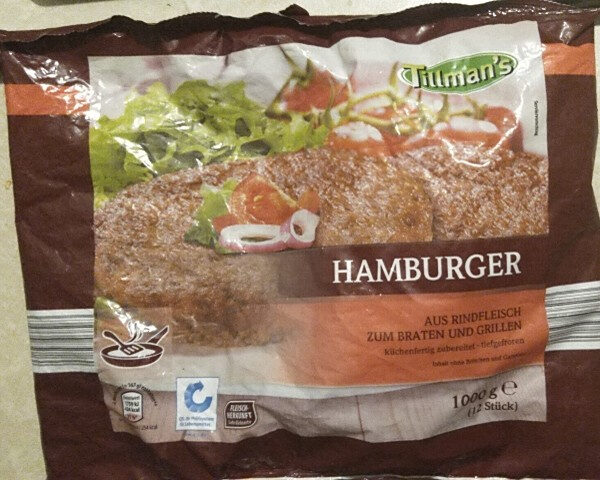 Hamburger-Fleisch (Rind) - Product