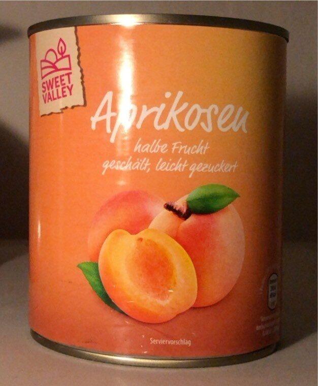 Apricots - Product - en