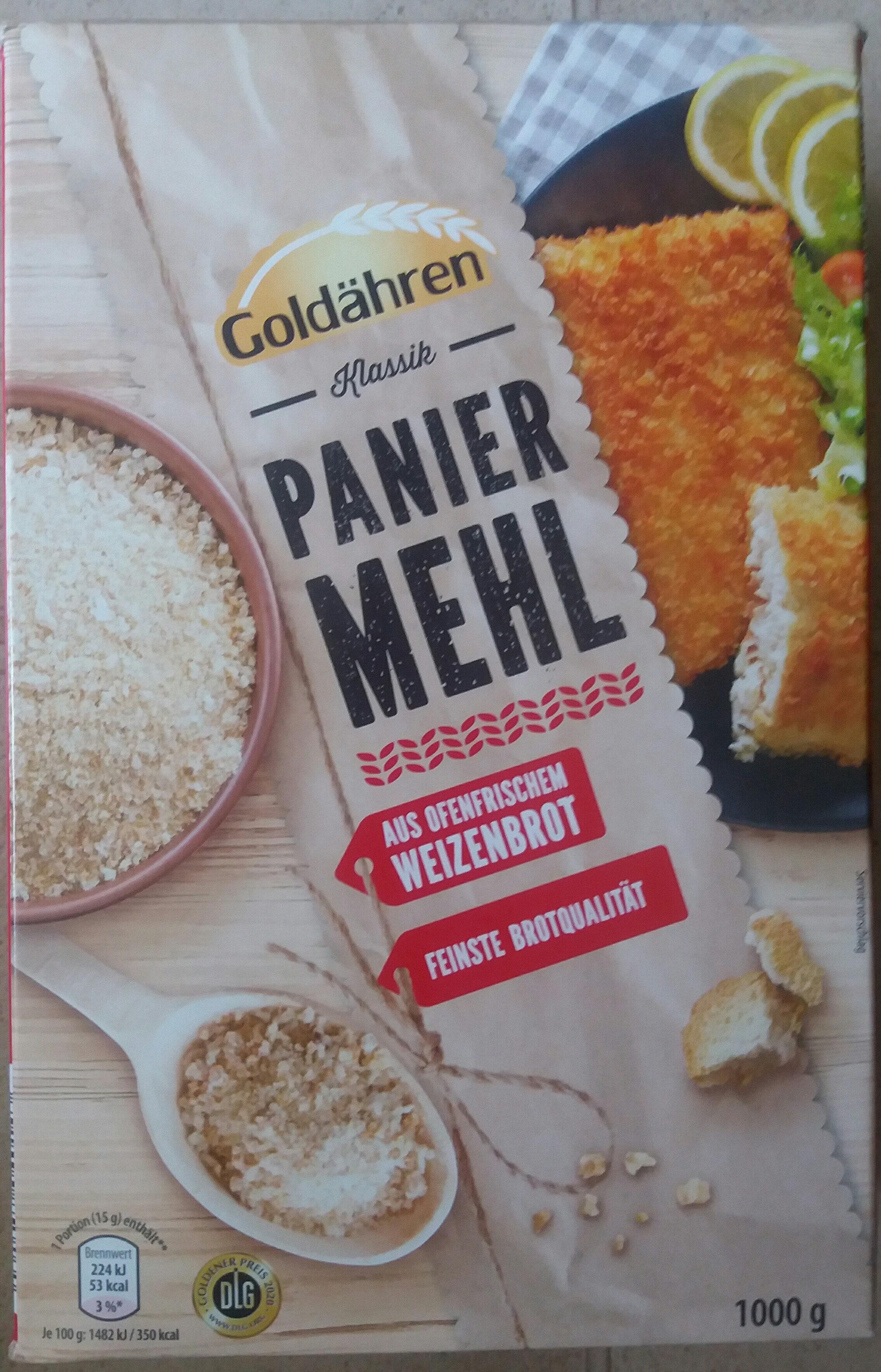 Paniermehl Klassik - Produkt - de