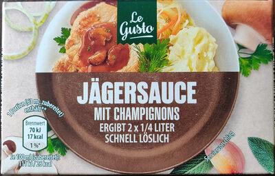 Jägersauce mit Champignons - Product