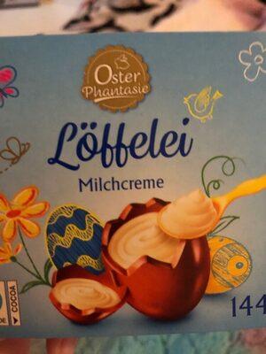Löffelei Milchcreme - Prodotto - de