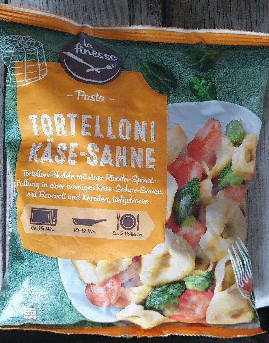 Tortelloni Käse-Sahne - Produit - de