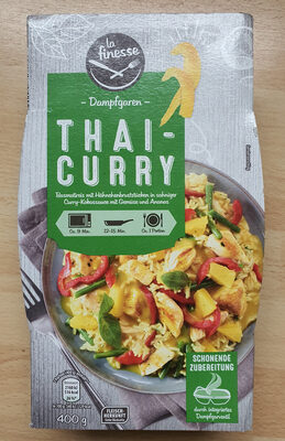 Thai-Curry - Product - de
