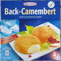 Back-Camembert - Produkt