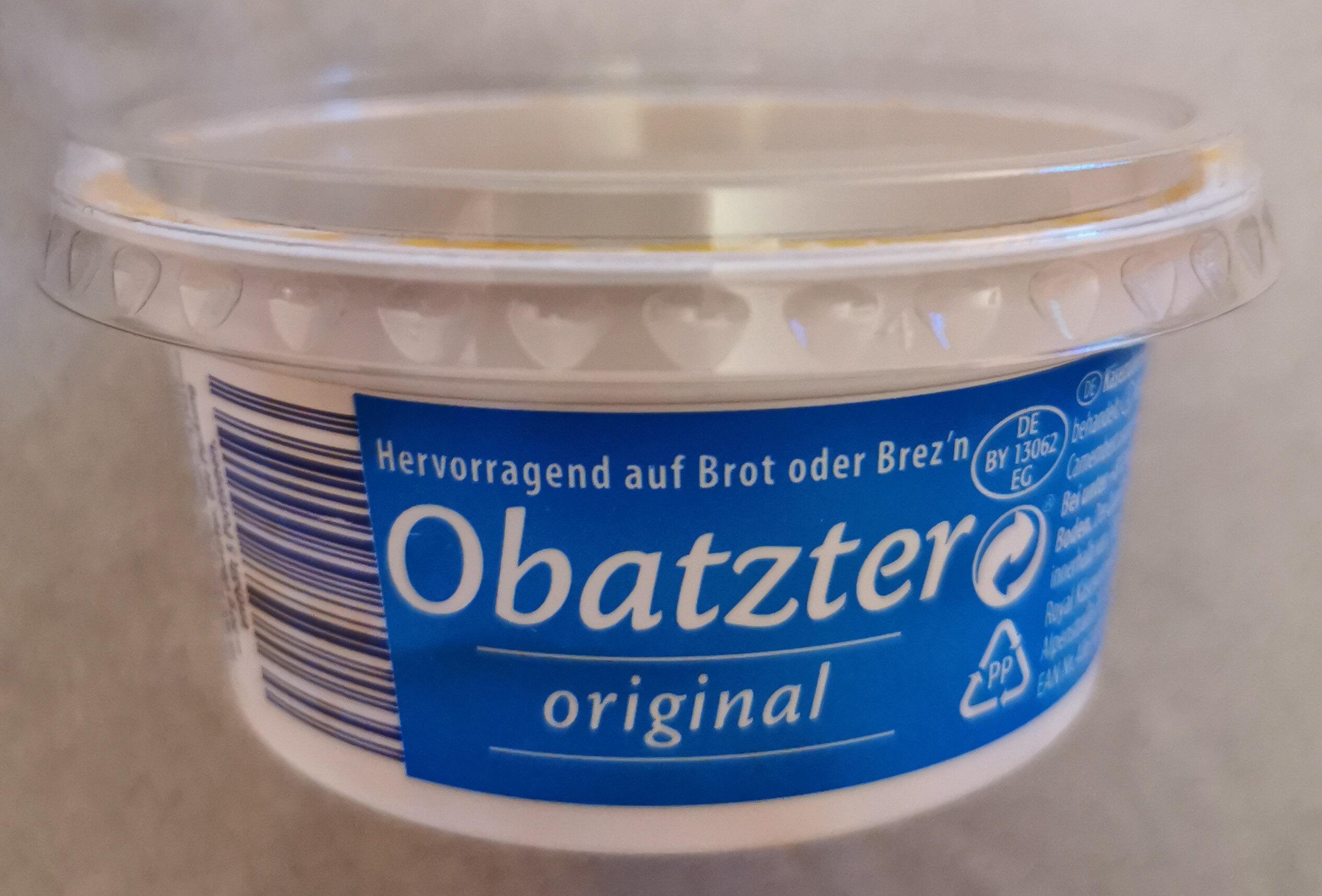 Obatzter - Product