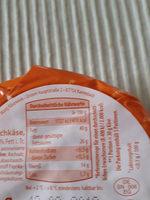 Cremiger Weichkäse würzig - Ingredients - de
