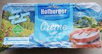 Schmelzkäse Creme leicht - Product - de