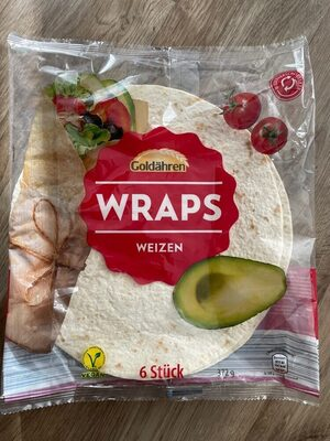 Wraps - Produkt