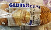 glutenfreies Brot mit Mais und Reis gebacken - Produkt
