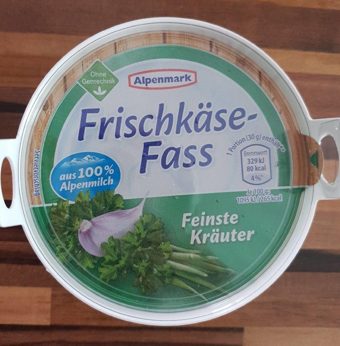 Frischkäse-fass - Product - fr