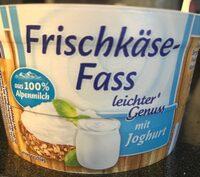 Frischkäsezubereitung Wärmebehandelt, Fettstufe - Produit - de