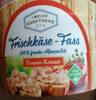 Frischkäse-Fass - Product