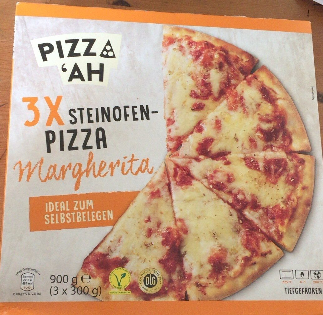 Steinofenpizza - Produkt - de