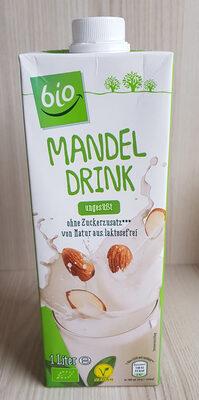 Bio Mandel Drink - Product - de