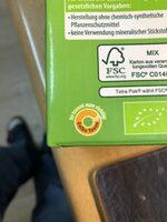 Kokosnuss Drink natur - Wiederverwertungsanweisungen und/oder Verpackungsinformationen - de