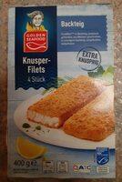 Knusper- Filets - Produkt - de