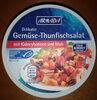 Gemüse-Thunfischsalat - Product