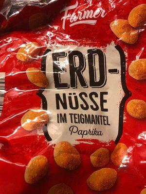 Erdnüsse im Teigmantel Farmer Aldi - Product