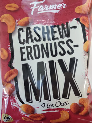 Cashew- Erdnuss- MIX Hot Chili - Product - de