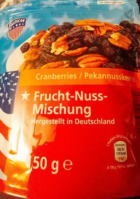 Frucht-Nuss-Mischung - Product