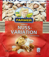Nuss-Variation - Product - de