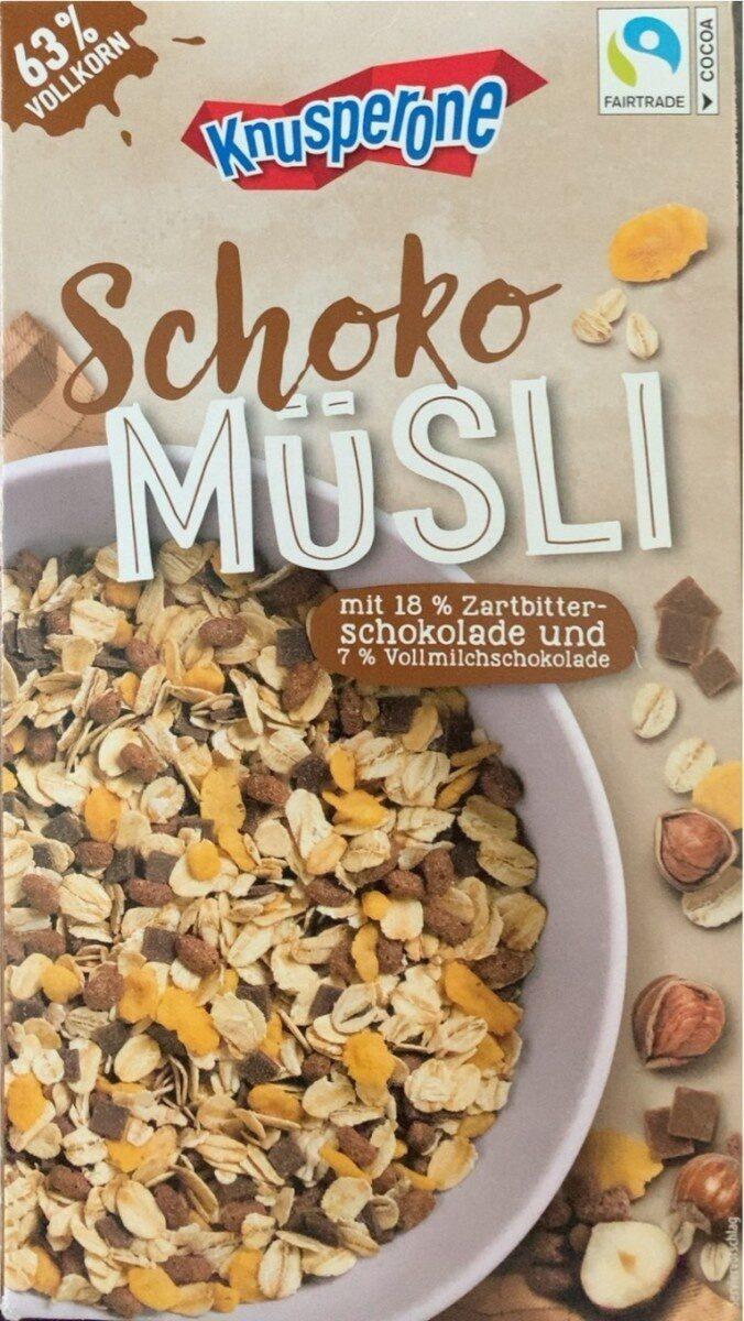 Schokomüsli - Produkt - de