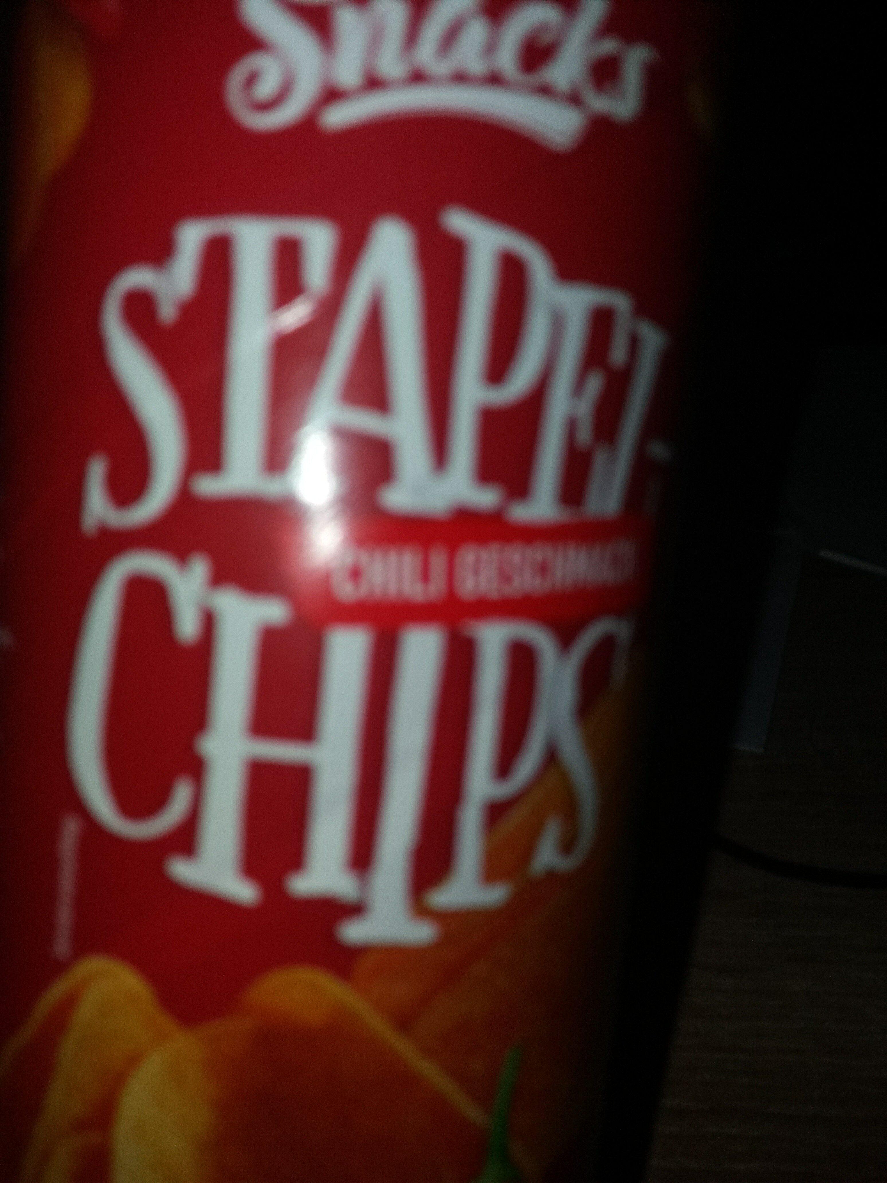 Stapel chips - Ingredients - en