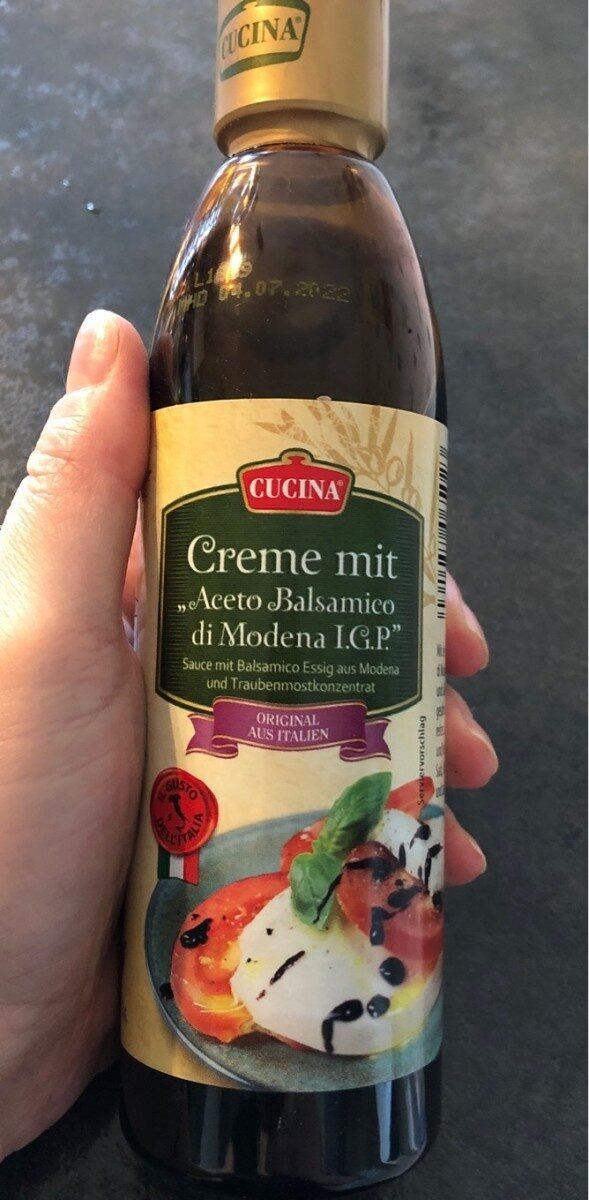 Creme balsamique - Produit - de