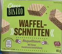 Waffel-Schnitten - Produit - de