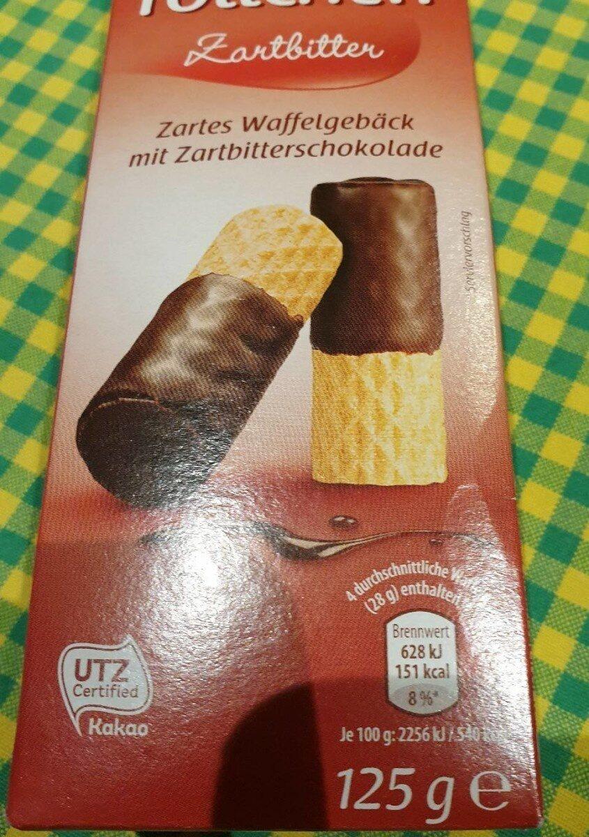 Schoko Waffelröllchen - Produit - de