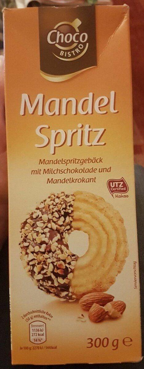 Mandel spritz - Produit - de