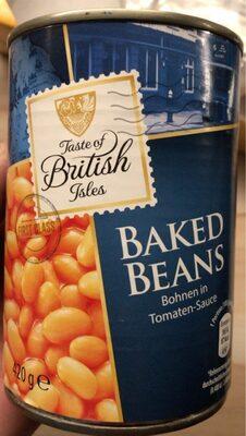 Baked Beans - Produit - de
