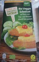 Bio Veggie Schnitzel - Product - de