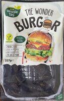The wonder burger - Produit - de