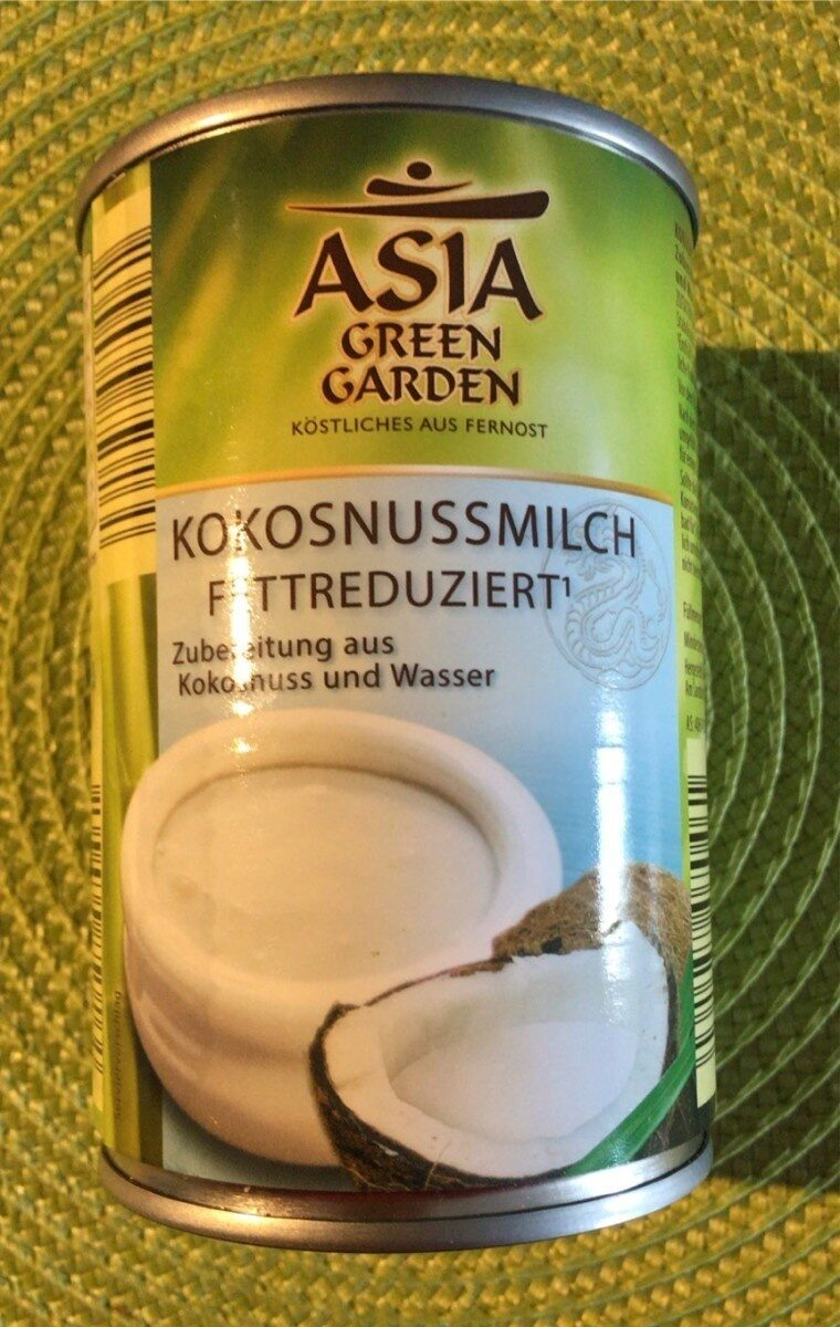 Kokosnussmilch - Produkt - de