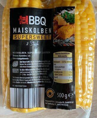 Maiskolben - Produit - de